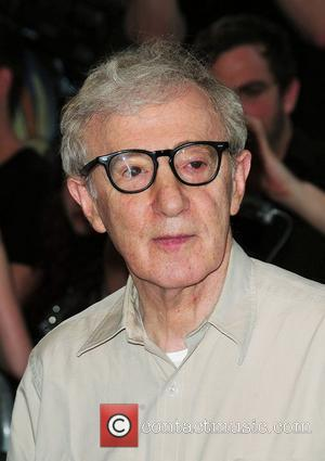 Woody Allen The Cinema Society With The Hollywood Reporter & Piaget and Disaronno screening of 'To Rome With Love at...
