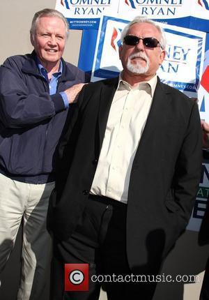 Jon Voight and John Ratzenberger