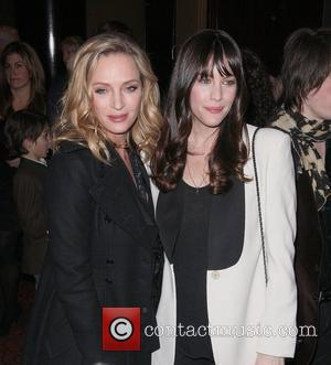 Uma Thurman and Liv Tyler