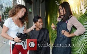 Rosario Dawson, Tallulah Adeyemi and Tara Smith