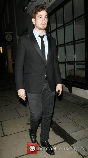 Danny Cipriani leaves the Rose Club London, England - 14.07.12