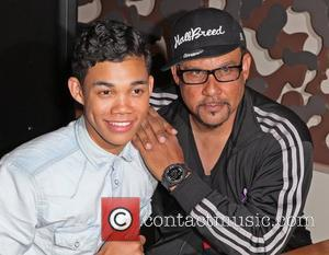 Disney and Roshon Fegan