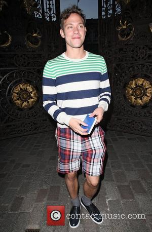 Will Young,  Academy Summer Exhibition 2012 - preview party held at the Royal Academy of Arts - Departures London,...