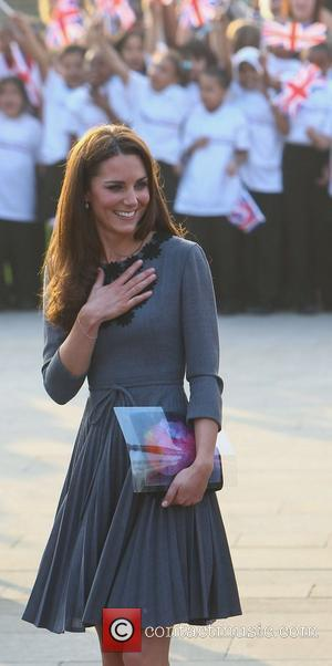 Diana? Elizabeth? Kate Middleton (Sort Of) Reveals She's Expecting A Daughter