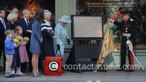 Boris Johnson, Duchess, Kate Middleton and Queen Elizabeth Ii