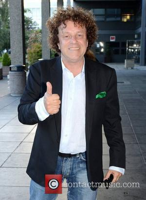 Leo Sayer  arriving for the'Saturday Night with Miriam' show at RTE Studios  Dublin, Ireland - 30.06.12