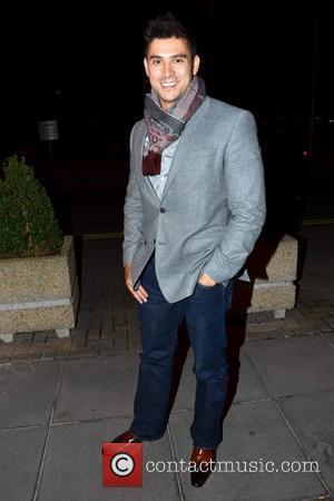 Rav Wilding Celebrities arrive at RTE show 'The Big Fat Breakfast Show', RTE, Dublin, Ireland - 13.11.12.