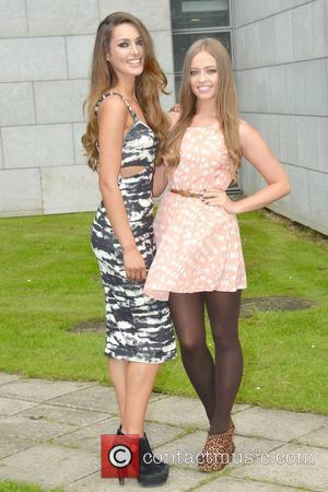Rozanna Purcell, Diana Bunichi RTE stars launch the new Autumn 2012 season at RTE Studios, Dublin, Ireland - 08.08.12.