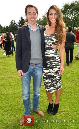 Ryan Tubridy, Rozanna Purcell RTE stars launch the new Autumn 2012 season at RTE Studios, Dublin, Ireland - 08.08.12.