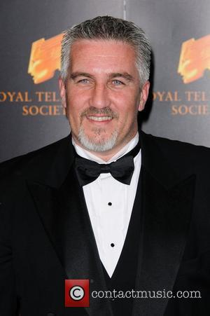Paul Hollywood The RTS Programme Awards 2012...