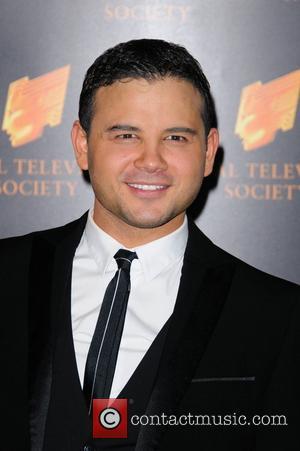 Ryan Thomas The RTS Programme Awards 2012 - Arrivals London, England - 20.03.12