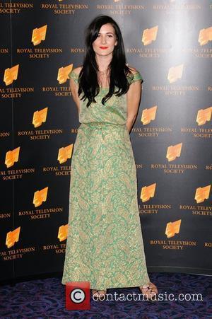 Sarah Solemani The RTS Programme Awards 2012 - Arrivals London, England - 20.03.12