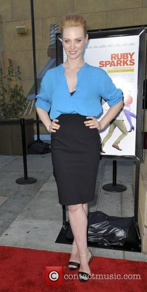 Deborah Ann Woll  The Los Angeles premiere of Ruby Sparks, held at The Lloyd E. Rigler Theatre Hollywood, California...