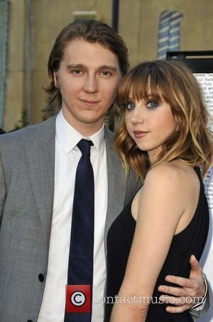 Paul Dano, Zoe Kazan  The Los Angeles premiere of Ruby Sparks, held at The Lloyd E. Rigler Theatre Hollywood,...