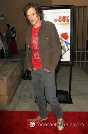 John Hawkes The Los Angeles premiere of Ruby Sparks, held at The Lloyd E. Rigler Theatre Los Angeles, California -...