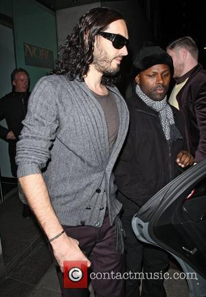 Russell Brand Doing 'Quite Well' After Katy Perry Split