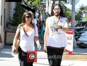 Russell Brand, Dallas and Jordana Brewster