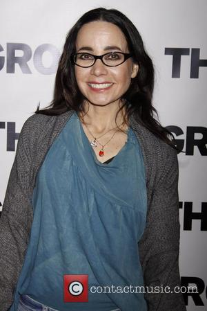 Janeane Garofalo  Opening night after party for 'The New Group' production of 'Russian Transport' held at Yotel Club Lounge...