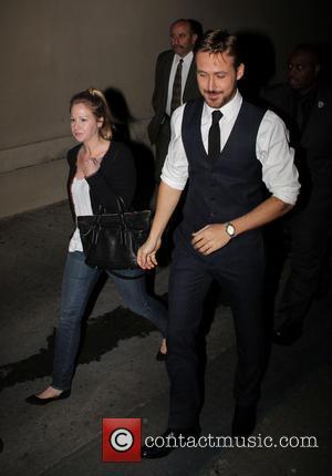 Ryan Gosling, Studios and Jimmy Kimmel Live