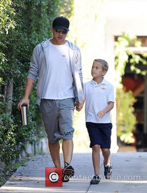 Ryan Phillippe and Deacon
