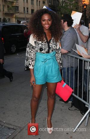Tika Sumpter  The New York premiere of 'Safe' at the Chelsea Theatre - Arrivals New York City, USA -...