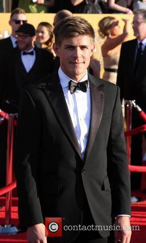 Chris Lowell and Screen Actors Guild