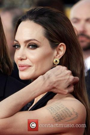 Angelina Jolie Faced Gun-toting Youngsters At Sierra Leone Checkpoint