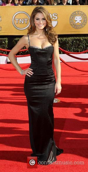 Maria Menounos,  at the 18th Annual Screen Actors Guild Awards (SAG Awards) held at The Shrine Auditorium - Red...