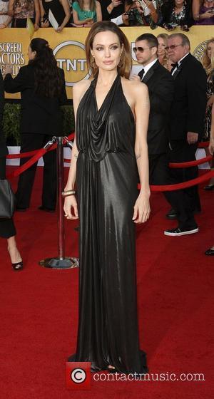 Angelina Jolie and Screen Actors Guild