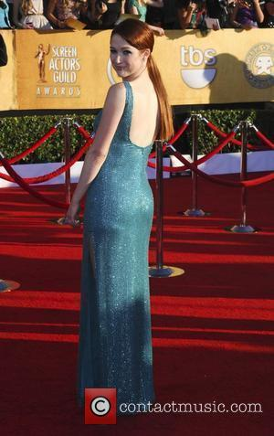 Ellie Kemper  18th Annual Screen Actors Guild Awards (SAG Awards) held at The Shrine Auditorium - Red Carpet Arrivals...