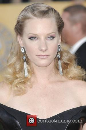 Heather Morris  18th Annual Screen Actors Guild Awards (SAG Awards) held at The Shrine Auditorium - Red Carpet Arrivals...