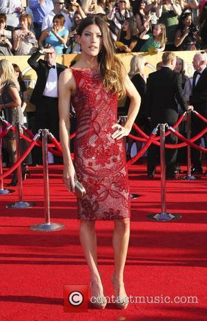 Jennifer Carpenter  18th Annual Screen Actors Guild Awards (SAG Awards) held at The Shrine Auditorium - Red Carpet Arrivals...