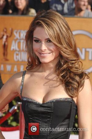 Maria Menounos and Screen Actors Guild