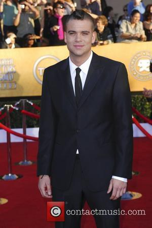 Mark Salling  18th Annual Screen Actors Guild Awards (SAG Awards) held at The Shrine Auditorium - Red Carpet Arrivals...