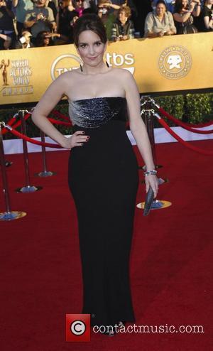 Tina Fey, Angelina Jolie and Screen Actors Guild