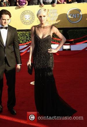 Ashlee Simpson and Screen Actors Guild