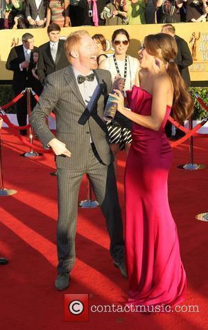 Jesse Tyler Ferguson, Sofia Vergara and Screen Actors Guild