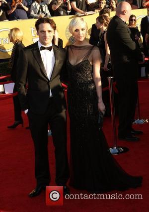 Vincent Piazza, Ashlee Simpson and Screen Actors Guild