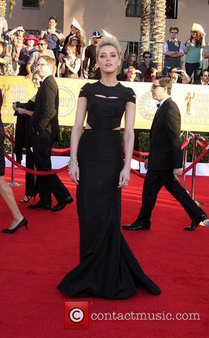 Amber Heard and Screen Actors Guild