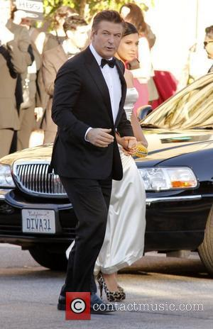 Alec Baldwin 18th Annual Screen Actors Guild Awards (SAG Awards) held at The Shrine Auditorium - Outside Arrivals Los Angeles,...