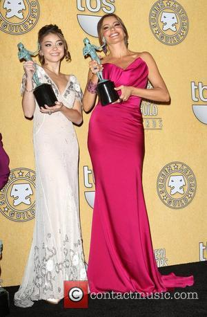 Sarah Hyland, Sofia Vergara and Screen Actors Guild