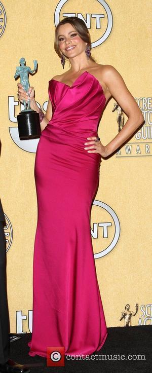 Sofia Vergara and Screen Actors Guild