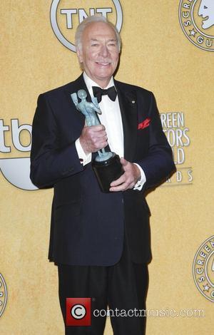 Christopher Plummer and Screen Actors Guild