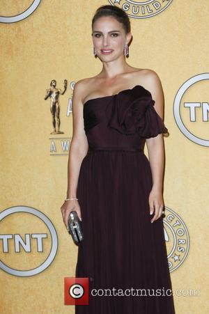 Natalie Portman and Screen Actors Guild