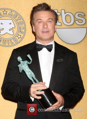 Alec Baldwin and Screen Actors Guild