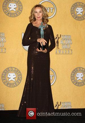 Jessica Lange 18th Annual Screen Actors Guild Awards (SAG Awards) held at The Shrine Auditorium - Press Room Los Angeles,...