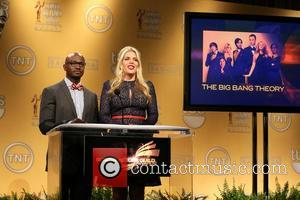 Taye Diggs and Busy Philipps