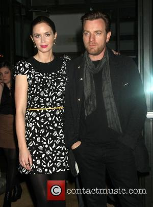 Emily Blunt and Ewan McGregor 'Salmon Fishing In The Yemen' screening at the Crosby Street Hotel New York City, USA...