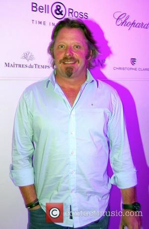 Charley Boorman  at the Salon QP 2012 event at Saatchi Gallary London, England - 08.11.12