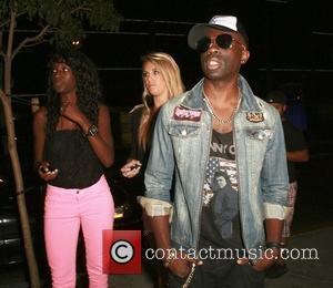 Sam Sarpong at Bootsy Bellows nightclub Los Angeles, California - 07.08.12